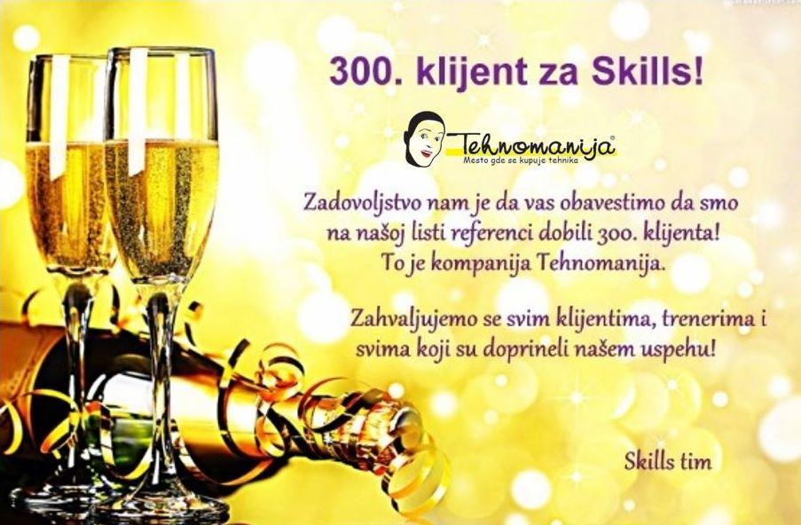 Skills 300. klijent